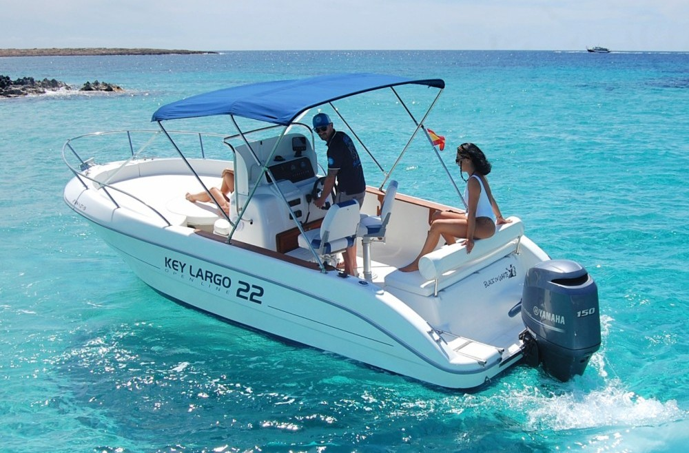 Sessa Marine Key Largo 22 – Puerto Pollensa