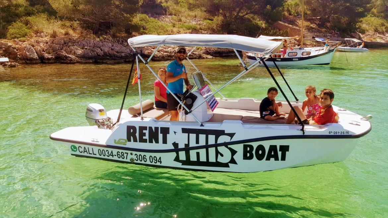 Zafiro / V2 Boats 5.0 – Port Pollensa